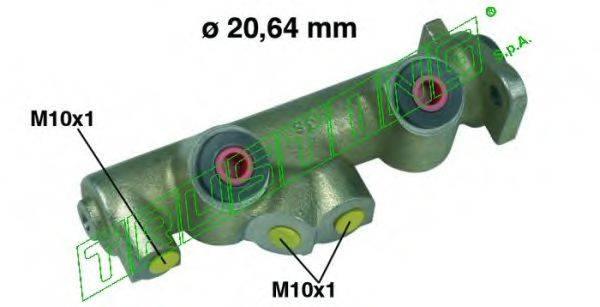 TRUSTING PF077 Главный тормозной цилиндр
