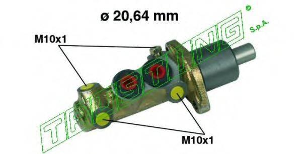 TRUSTING PF089 Главный тормозной цилиндр