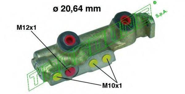 TRUSTING PF093 Главный тормозной цилиндр