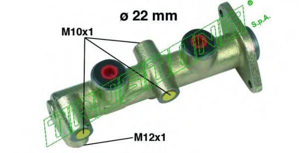 TRUSTING PF096 Главный тормозной цилиндр