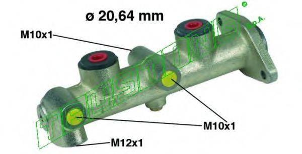 TRUSTING PF097 Главный тормозной цилиндр