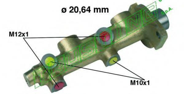 TRUSTING PF108 Главный тормозной цилиндр