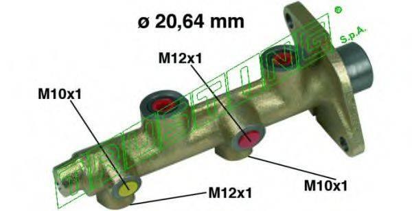 TRUSTING PF121 Главный тормозной цилиндр
