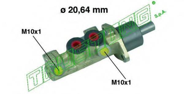 TRUSTING PF131 Главный тормозной цилиндр
