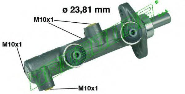 TRUSTING PF142 Главный тормозной цилиндр