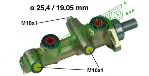 TRUSTING PF155 Главный тормозной цилиндр