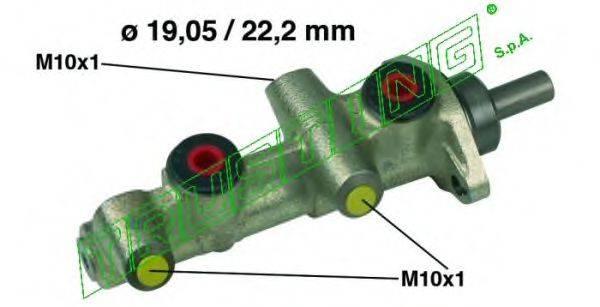 TRUSTING PF172 Главный тормозной цилиндр
