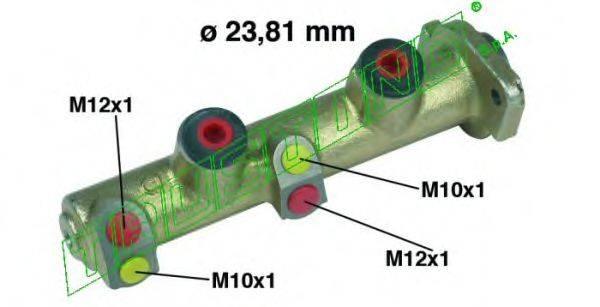 TRUSTING PF176 Главный тормозной цилиндр
