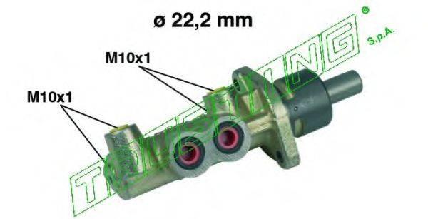 TRUSTING PF189 Главный тормозной цилиндр