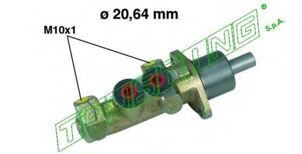 TRUSTING PF211 Главный тормозной цилиндр