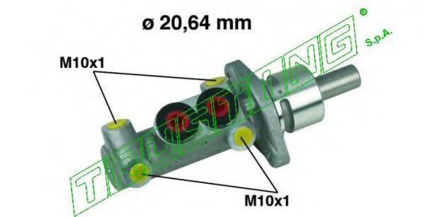 TRUSTING PF231 Главный тормозной цилиндр