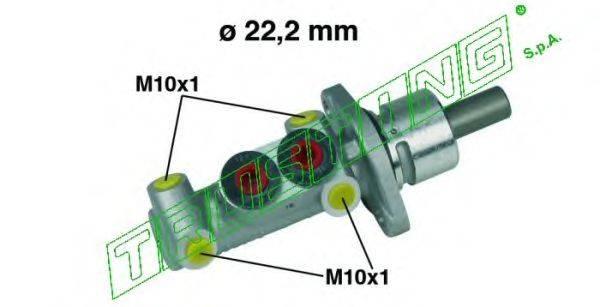 TRUSTING PF248 Главный тормозной цилиндр