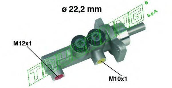 TRUSTING PF282 Главный тормозной цилиндр