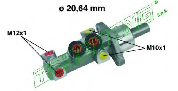 TRUSTING PF288 Главный тормозной цилиндр