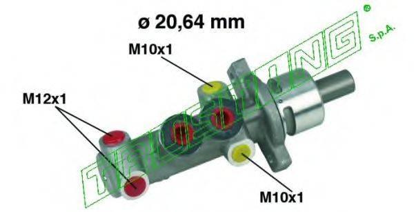TRUSTING PF436 Главный тормозной цилиндр