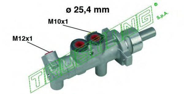 TRUSTING PF503 Главный тормозной цилиндр