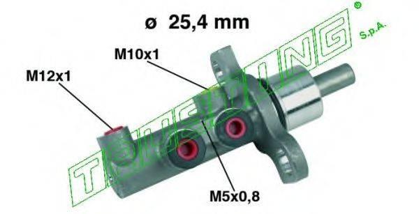 TRUSTING PF520 Главный тормозной цилиндр