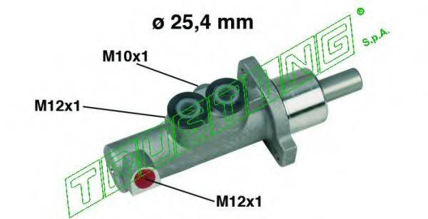 TRUSTING PF522 Главный тормозной цилиндр