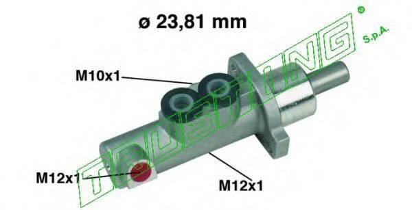 TRUSTING PF523 Главный тормозной цилиндр