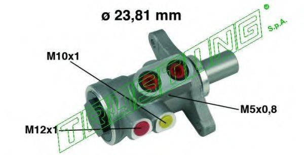 TRUSTING PF528 Главный тормозной цилиндр