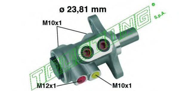 TRUSTING PF531 Главный тормозной цилиндр