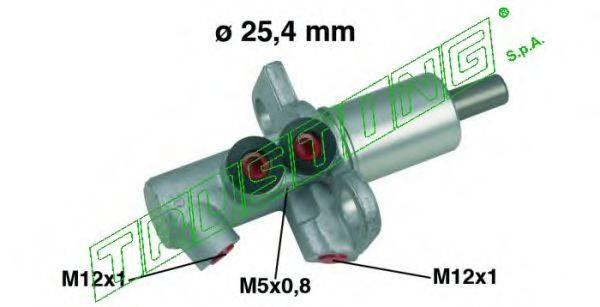 TRUSTING PF534 Главный тормозной цилиндр