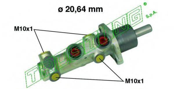 TRUSTING PF544 Главный тормозной цилиндр