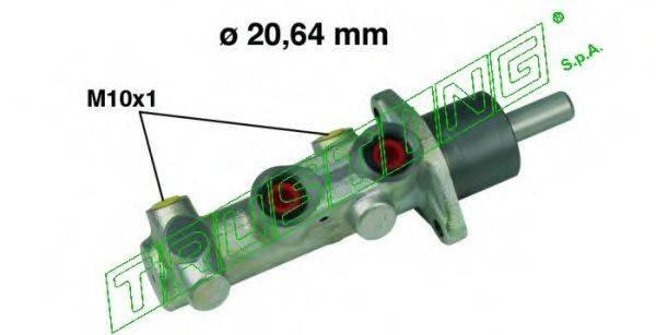 TRUSTING PF546 Главный тормозной цилиндр