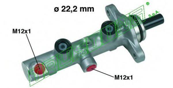 TRUSTING PF578 Главный тормозной цилиндр