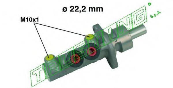 TRUSTING PF583 Главный тормозной цилиндр