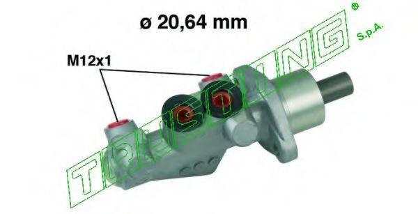 TRUSTING PF598 Главный тормозной цилиндр