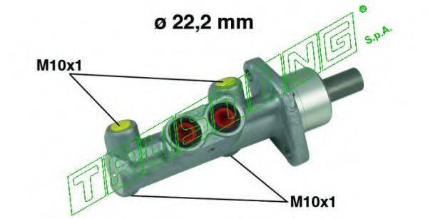 TRUSTING PF603 Главный тормозной цилиндр