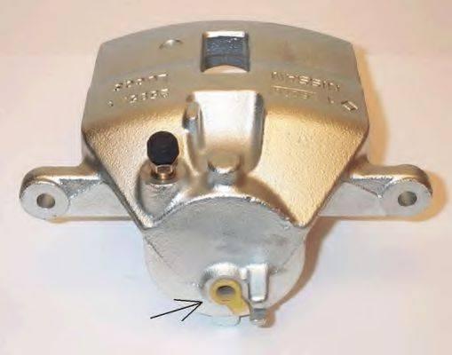HELLA 8AC355392031 Тормозной суппорт