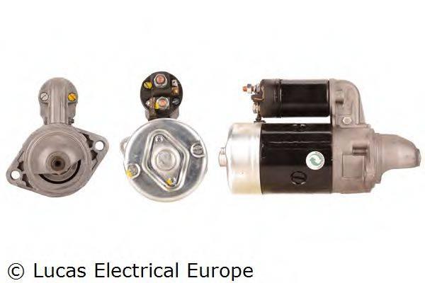 LUCAS ELECTRICAL LRS00262 Стартер