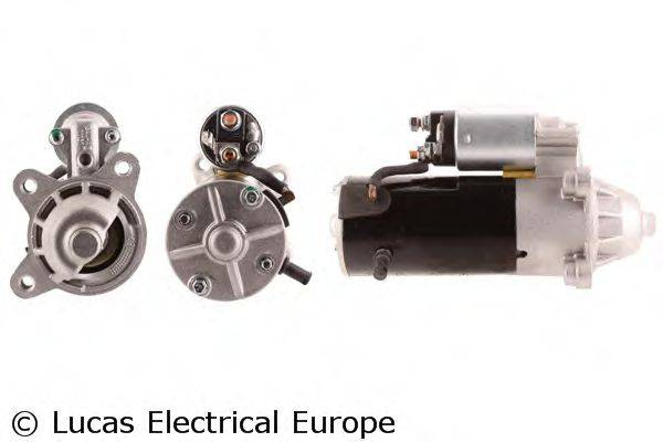 LUCAS ELECTRICAL LRT00163 Стартер