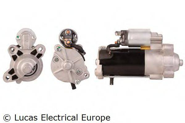 LUCAS ELECTRICAL LRS02171 Стартер