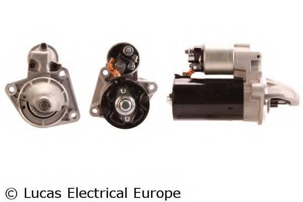 LUCAS ELECTRICAL LRS02507 Стартер
