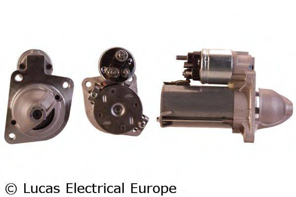 LUCAS ELECTRICAL LRS02544 Стартер