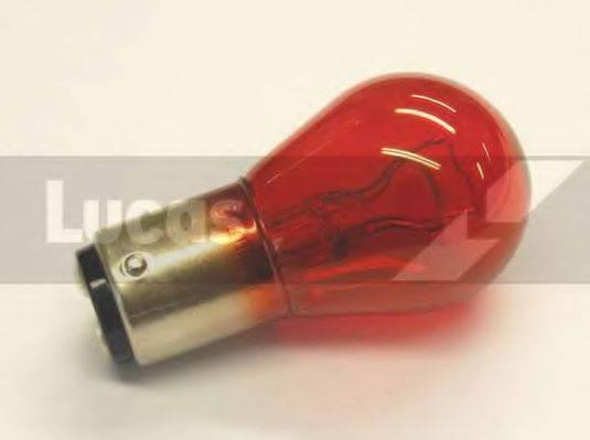 LUCAS ELECTRICAL LLB383 Лампа накаливания, фонарь сигнала торможения; Лампа накаливания, задний гарабитный огонь
