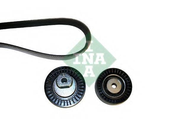 INA 530007110 Поликлиновой ременный комплект