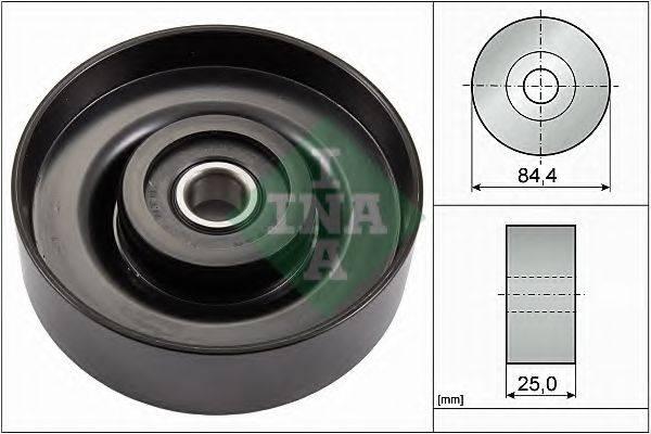 INA 532082710 Паразитный / ведущий ролик, поликлиновой ремень