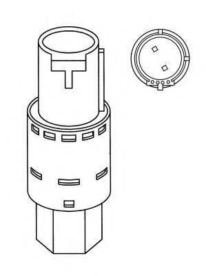 NRF 38917 Пневматический выключатель, кондиционер