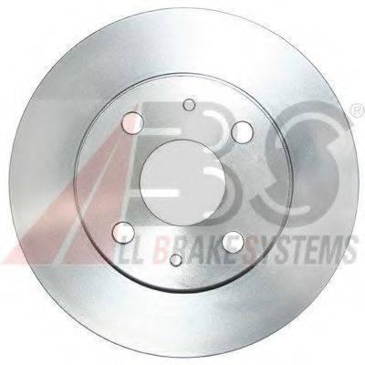 A.B.S. 17076OE Тормозной диск