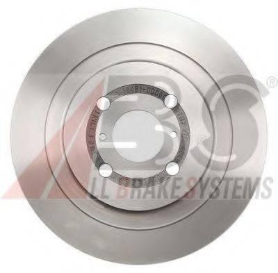 A.B.S. 17827 Тормозной диск