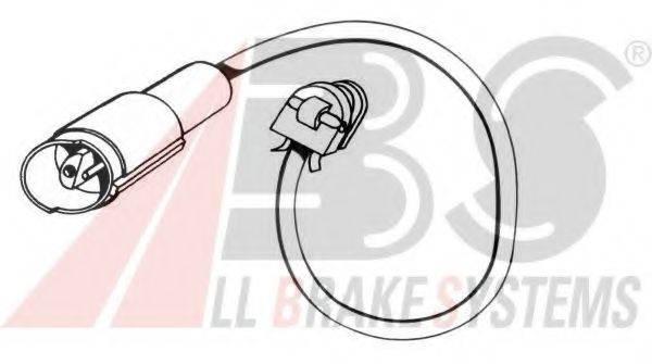 A.B.S. 39526 Сигнализатор, износ тормозных колодок