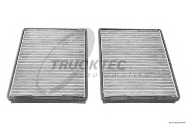 TRUCKTEC AUTOMOTIVE 0859023 Фильтр, воздух во внутренном пространстве