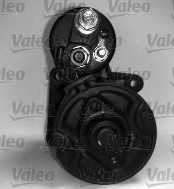 VALEO 458370 Стартер