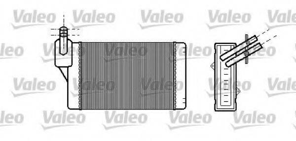 Теплообменник, отопление салона VALEO 812030