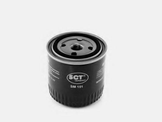 SCT GERMANY SM151 Масляный фильтр