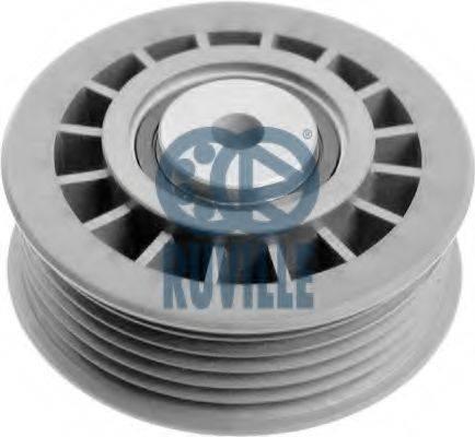 RUVILLE 55101 Натяжной ролик, поликлиновой  ремень; Паразитный / ведущий ролик, поликлиновой ремень